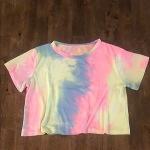 Tops - Cropped t-shirt